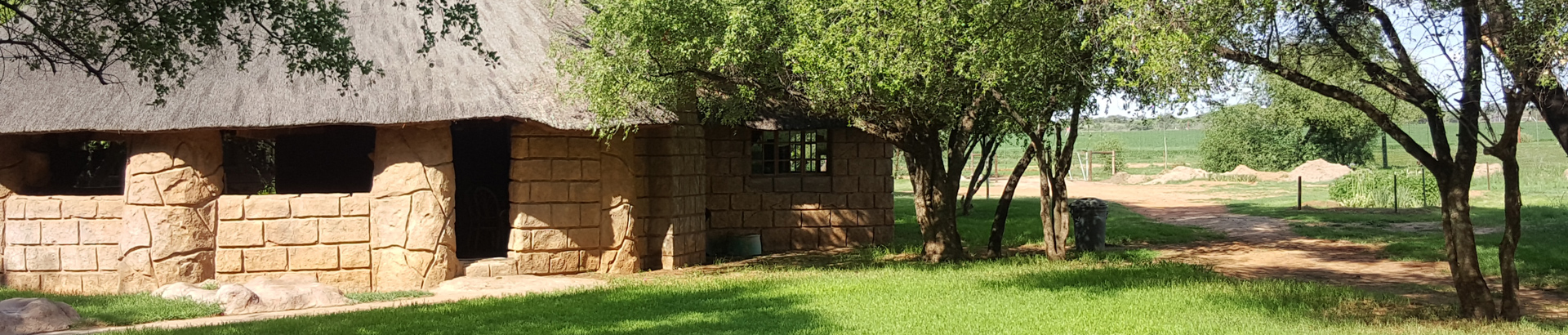 Sandveld Hunting Lodge